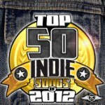 Top 50 Indie songs of 2012