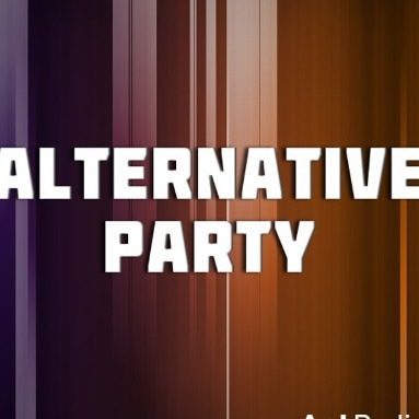 'Alternative Party' Station  on AOL Radio